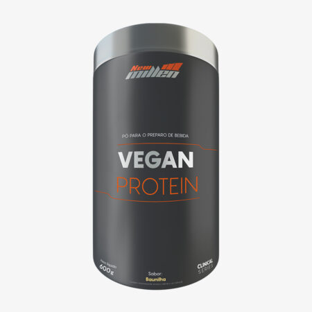vegan protein baunilha