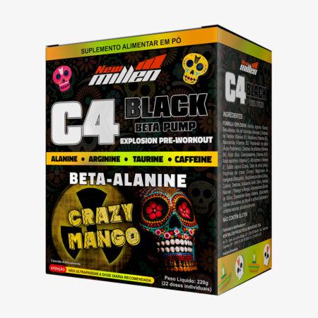 C4 Black Crazy Mango